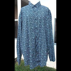 English Laundry Long Sleeve Button Up Shirt